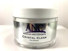 Anc 8oz Crystal Clear Nail Dip Dipping Powder