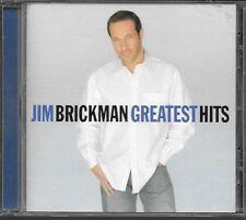 CD COMPIL 13 TITRES--JIM BRICKMAN--GREATEST HITS