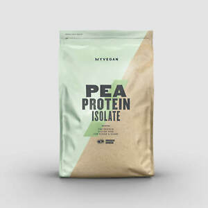 Pea Protein Isolate, My Protein, 1KG & 2.5KG