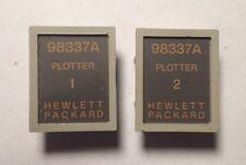 HEWLETT PACKARD HP 9835A/B DESKTOP COMPUTER PLOTTER ROM SET 98337A