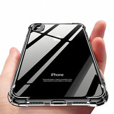 iPhone XR 6.1 Case Shock-Absorption Bumper Clear Cover 2018 Model For Apple