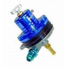 Sytec Ajustable combustible regulador de presión -6 JIC + 8 Mm sbv002b