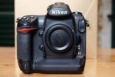 Nikon D3 - SOLO 3.795 scatti - OTTURATORE NUOVO-REVISIONATA