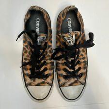 Converse Leopard / Cheetah Print Size 7