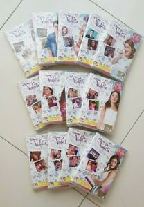 LOTTO 13 DVD VIOLETTA Disney Prima Serie Volumi 1-13