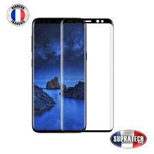 Protection en Verre Trempé Complète Noir pour Samsung Galaxy S9 Plus
