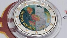 2 euro 2016 Finlandia color farbe Finland Finlande Finnland Wright Финляндия