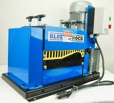 WS-212 Wire Stripping Machine Copper Stripper by BLUEROCK ® Tools Cable Recycle