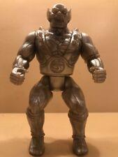 LJN Thundercats Bootleg Panthro Silver Action Figure
