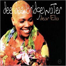 CD COLLECTOR 1997 NEUF - DEE DEE BRIDGEWATER  dear Ella