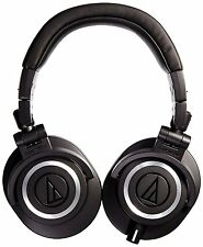 Audio-Technica ATH-M50x Closed-Back Professional Studio Monitor Headphones NEW