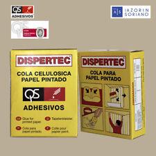 PEGAMENTO. COLA CELULOSICA EN POLVO PARA PAPEL PINTADO. 125 gr. DISPERTEC.