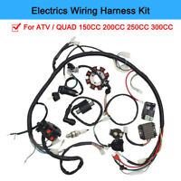 Wire Harness Assembly Wiring Kit For Chinese Dirt Bike ATV QUAD 150-250 300CC A