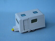 Bulgarian Matchbox Tourer Caravan Grey Body Unboxed Toy Model Camping UB