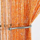String+Door+Curtain+Decor+Room+Divider+Window+Panel+Tassel+Crystal+Fringe+USA