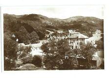 Postcard Loch Achray Hotel Trossachs Callander Stirling