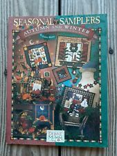 Quilting Samplers / Autumn & Winter Seasonal Samplers Book 2 by Debbie Mumm