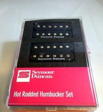 Seymour Duncan Hot Rodded Humbucker Set Black  11108-13-b JB Jazz