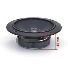 "2pcs 3"" inch 4Ohm 4Ω 30W Tweeter Speaker Loudspeaker For KTV Single Magnetic"