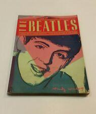 THE BEATLES Geoffrey Stokes Leonard Bernstein ANDY WARHOL Cover C. 1980 S.C BOOK