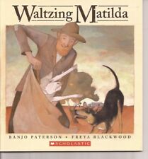 Waltzing Matilda by Banjo Paterson Children's Reading Picture Story Book Medium