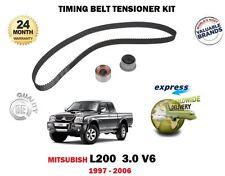 für Mitsubishi L200 Triton 3.0 V6 1997-2006 NEU Steuerriemen Spannrolle Set