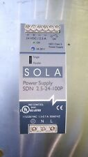 Sola Power Supply SDN 2.5-24-100p