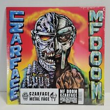MF DOOM – Czarface Meets Metal Face (Black) Vinyl - Lp - Rare ( In Hand )