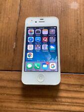 Apple iPhone 4 - 16GB - White (Verizon) A1349 (CDMA)