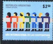 ARGENTINA 2012,COOPERATIVES YV 2952 GJ 3938 MNH
