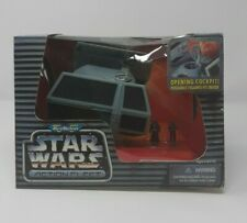 Star Wars Micro Machines Action Flee Darth Vader Tie Fighter Galoob