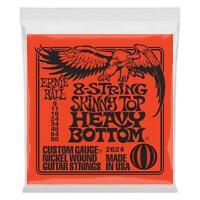 Ernie Ball Skinny Top Heavy Bottom Slinky 8-String Electric Guitar Strings - 9-8