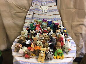 Ty Beanie Babies Bundle of 70 Beanies