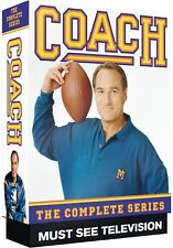 COACH 1-9 (1989-1997): COMPLETE Classic Comedy TV Season Series - NEW  DVD R1