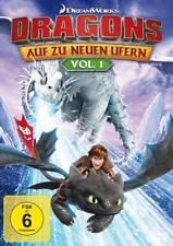 Dragons - Auf zu neuen Ufern - Vol. 1 -  DVD NEU/OVP
