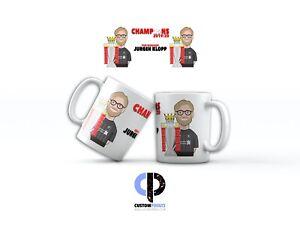 Klopp LFC Champ19ns Mug