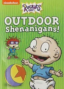 RUGRATS: OUTDOOR SHENANIGANS NEW DVD