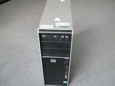 HP Z400 Xeon X5660 PC 12Gb 256Gb SSD +500Gb Radeon HD 7850 Win 10 Pro [i7] -3770 *