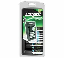Energizer Universal Battery Multi Charger Charges - AAA AA C D 9V - CLEARANCE