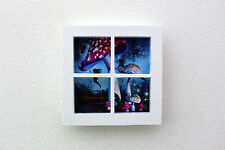 Miniature fairy elf window