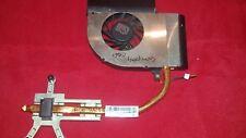 compaq cq61 g71 dissipateur thermique+ventilateur/hp spare 582139-001