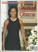 Michelle Obama Magazine Special Barack Life Photos Fashion Motherhood Family