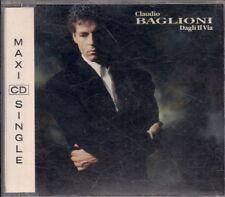 CLAUDIO BAGLIONI - DAGLI IL VIA - CD Singolo
