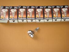 Ampoule réflecteur spot R 50 argent PAULMANN Sudron E14 25W 230V NEUF