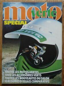Moto Verte n° 79 bis de novembre 1980 - Numéro spécial