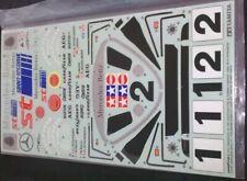 Tamiya 9495113 Mercedes Benz C11 Decal Sticker Set NIP 58088
