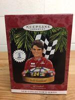 Hallmark Keepsake Ornament - Jeff Gordon - New Collector's Series - 1997 NIB