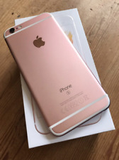 Apple iPhone 6s - 16GB - Rose Gold - (Unlocked) - Mint Condition - With Box