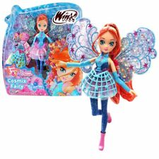 Bloom | Cosmix Fairy | Winx Club | Doll with Movable Holographic Wings