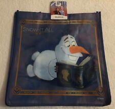 Disney's Frozen Olaf - Reusable Shopping / Tote Bag, NWT